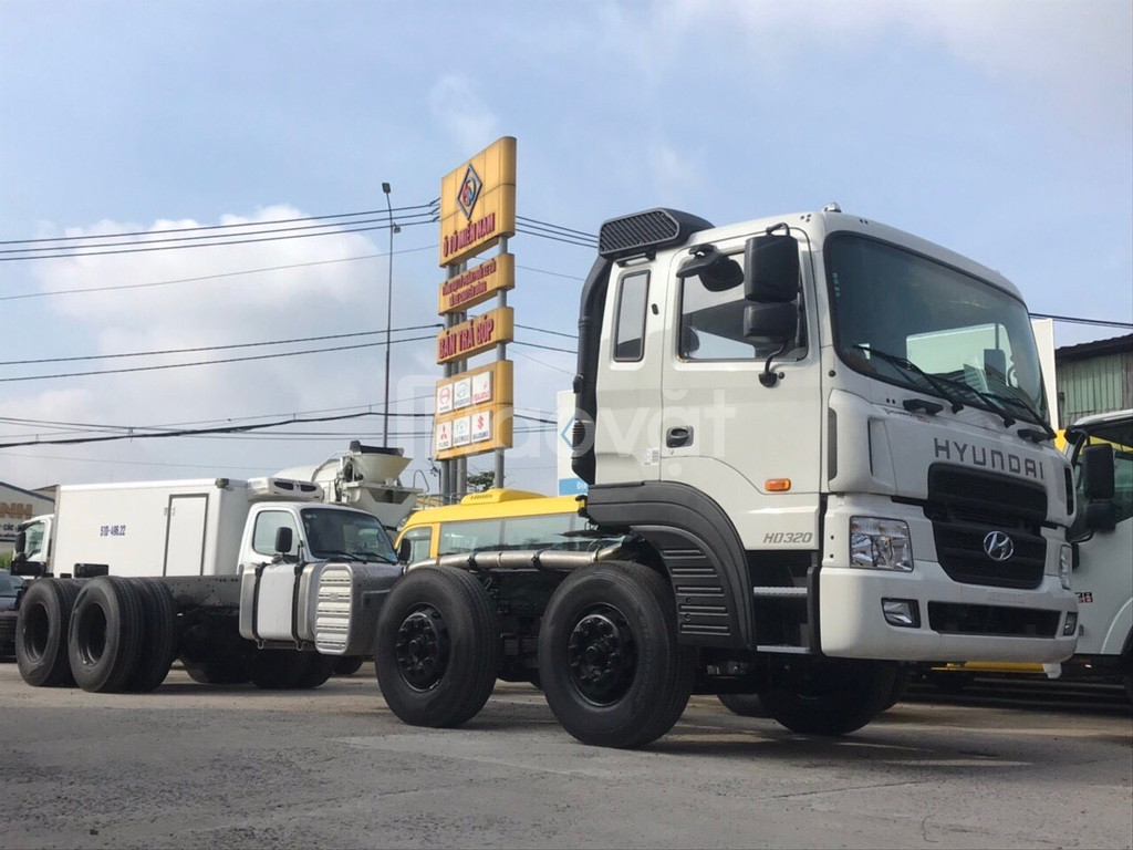 Đầu kéo hd1000 - Phiên bản 2019