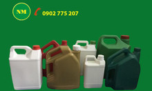 Can nhựa đựng dầu nhớt, đựng dung môi nhiều dung tích