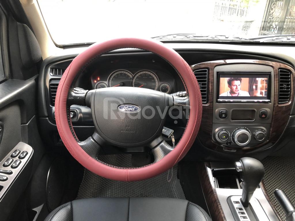 Cần bán xe Ford Escape XLT AT 2 cầu màu xám model 2010