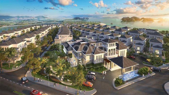 Dự án Grand Bay Hạ Long - Mở bán shophouse mặt biển tại Hạ Long