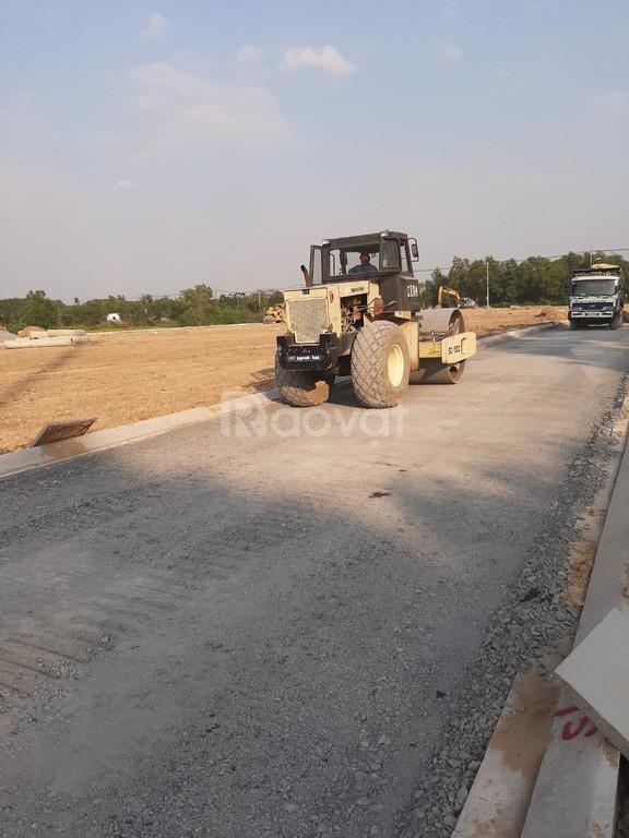 Đất nền dự án có sổ cách sân bay Tân Sơn Nhất 45 phút