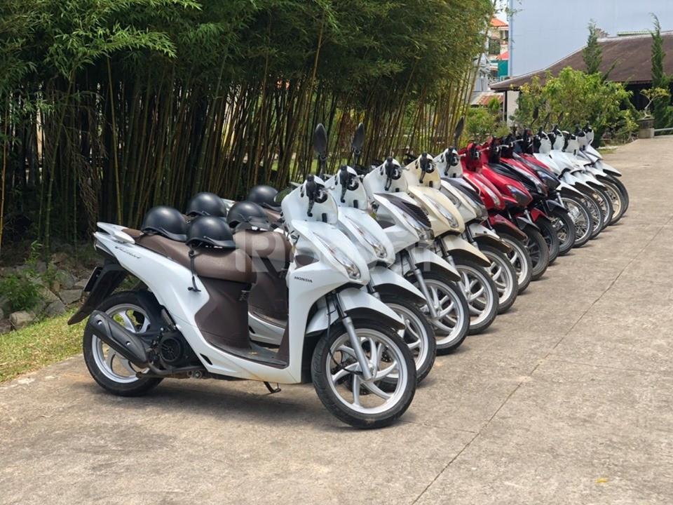 Thuê xe máy Đà Nẵng giá rẻ chỉ 80K