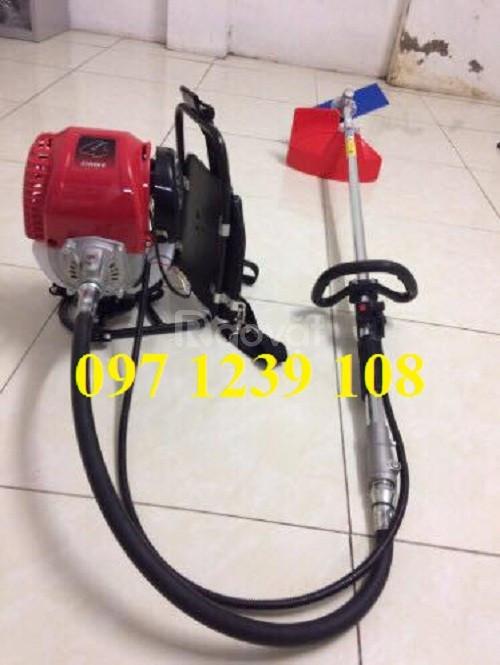 Mua máy cắt cỏ Honda GX35 alo ngay để có giá tốt (ảnh 1)