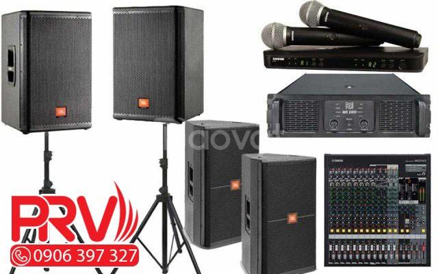 Chỗ cho thuê âm thanh sự kiện hội họp tại các tỉnh