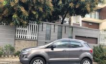 Cần bán xe Ecosport Titanium màu xám model 2016