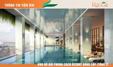 Bất động sản Q9, Dự Án Ricca, giá trung bình chỉ 29tr/m2