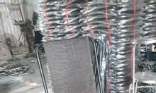 Ghế xếp khung sắt lưng cao giá xưởng