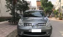 Nissan Livina mode 2011 tự động màu xám biển TPHCM