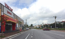 Giao bán lô shophouse diện tích 301m2 có 3 tầng mặt đường chính
