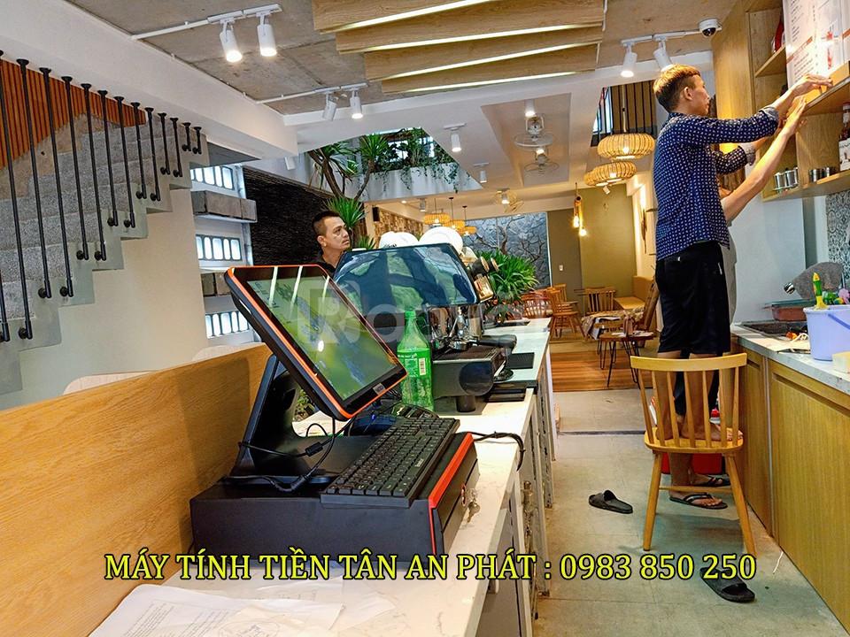 Máy tính tiền cho quán cafe tại Đà Nẵng, Quảng Nam