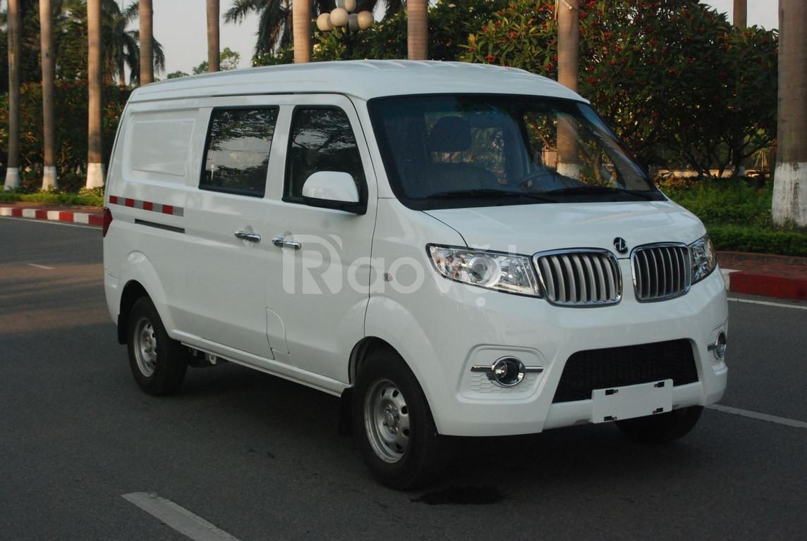 Bán tải Dongben Van X30 2 chỗ giá mềm cuối năm, 80tr nhận xe