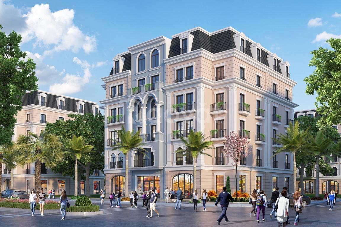 Shophouse mặt biển Hạ Long-thanh toán 25% nhận nhà,giá chỉ 45tr/m2