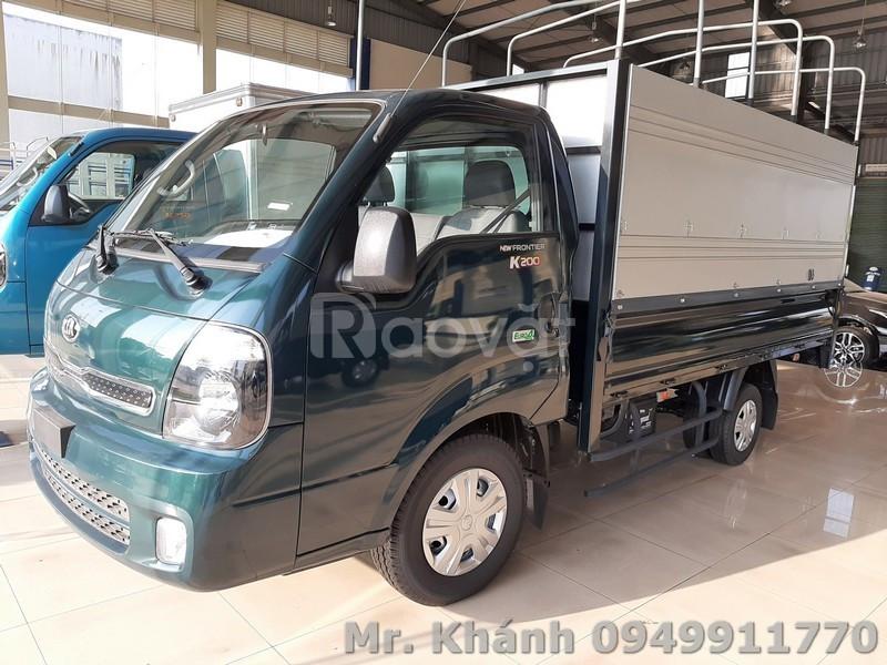 Bán xe tải Kia 1 tấn 25 K200 tại Hà Nam