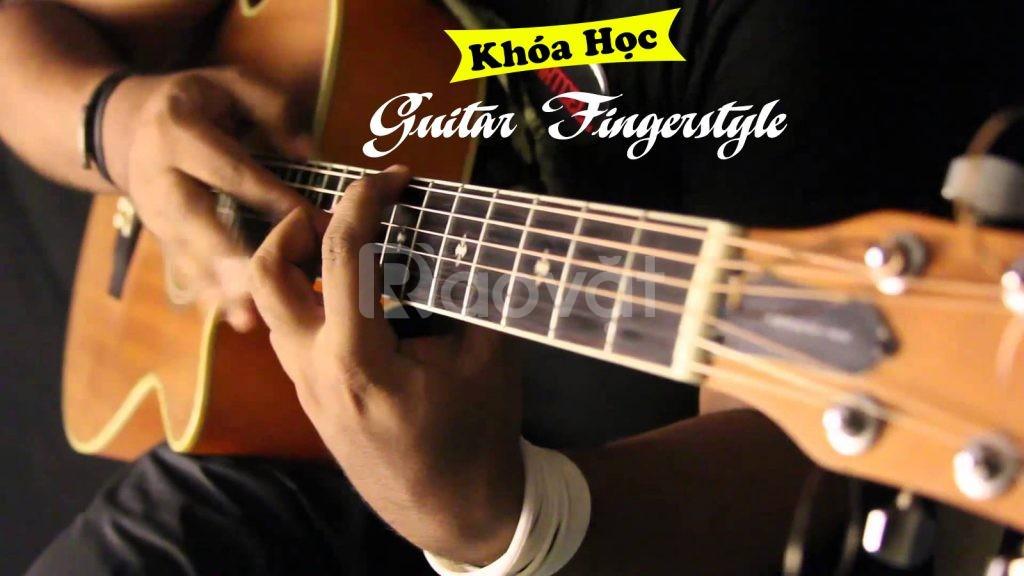 Dạy đàn guitar Bình phước - Lớp guitar Đồng Xoài