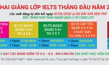 Mở lớp IELTS cấp tốc quận Gò Vấp