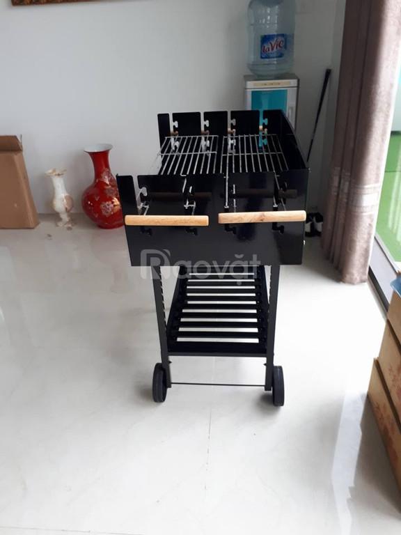 Bếp nướng dã ngoại phù đồng Ck350,bếp nướng tiệc đứng sang trọng Ck350