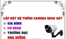 Đặt camera quan sát tại nhà khu vực Trà Vinh