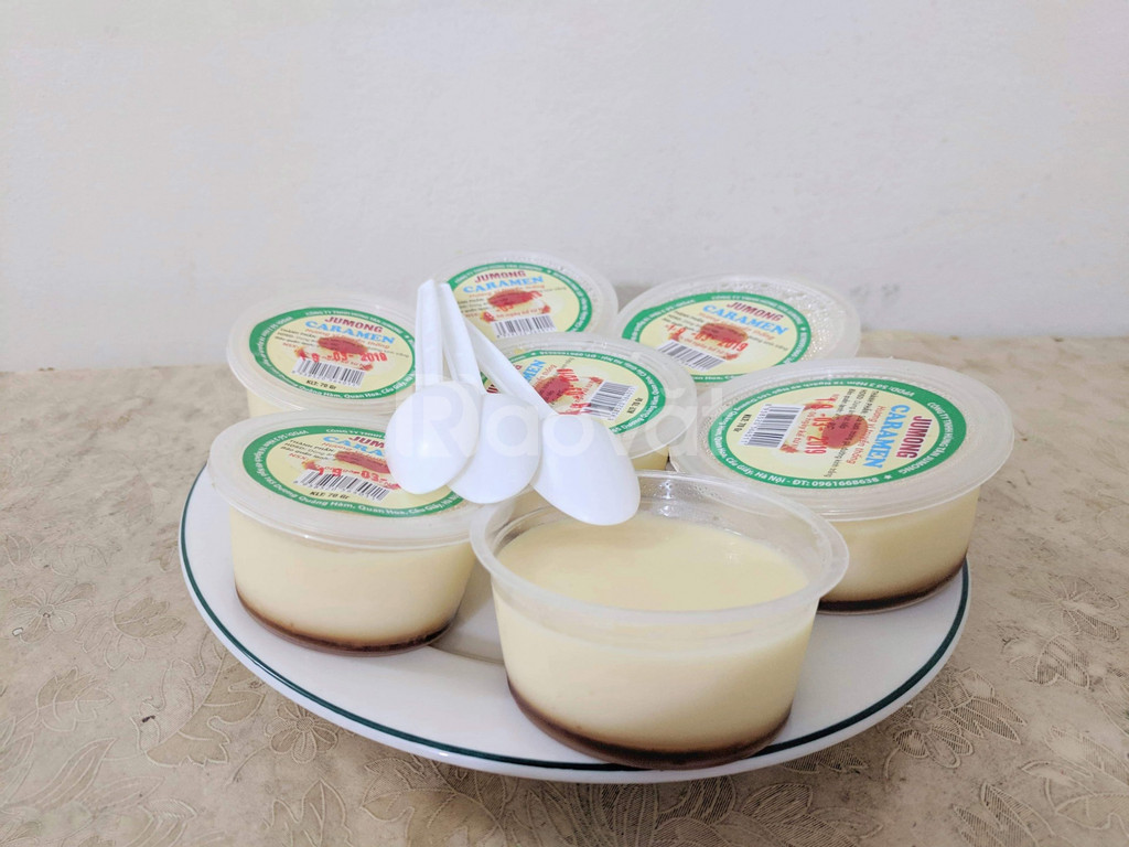 Sỉ lẻ caramen, bán buôn caramen hà nội, caramen giá rẻ, sữa chua