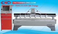 Máy CNC 1825 - 6 củ đục