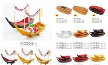 Khay Sushi, khay Sashimi, khay Tekami, khay thuyền, khay bento,
