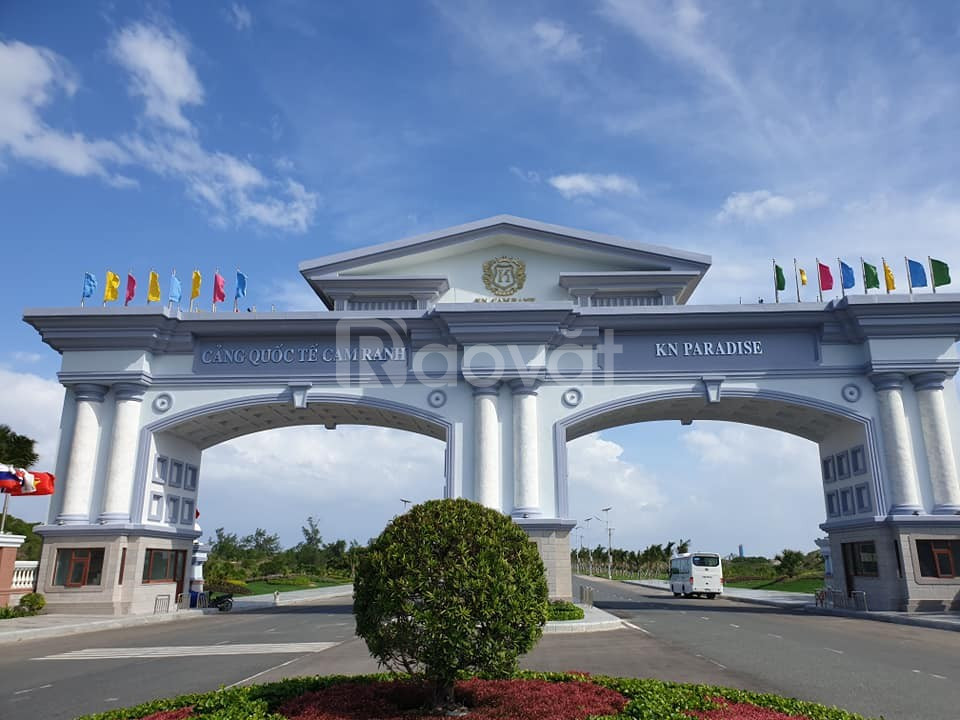 Nhận ngay bảng giá 60 lô đất nền ven biển Bãi Dài Cam Ranh Kn Paradise