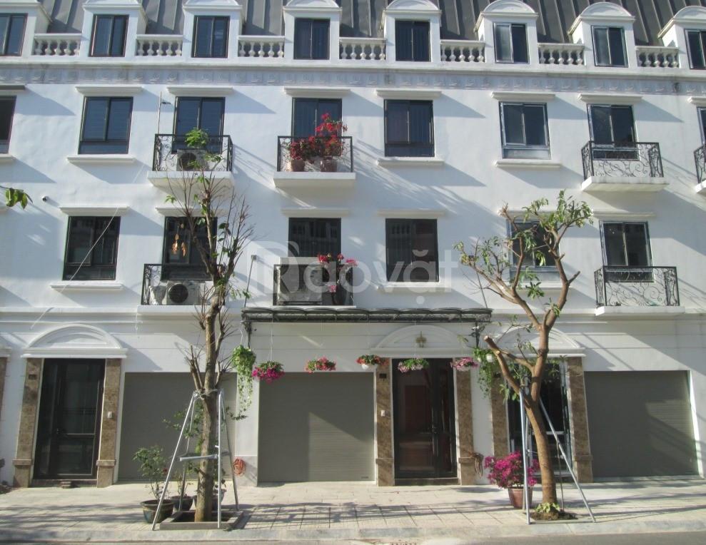 Shophouse La Casta view vườn hoa 2 mặt đường