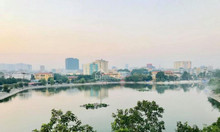 Nhỉnh 7 tỷ có nhà view Hồ Rùa quận Thanh Xuân