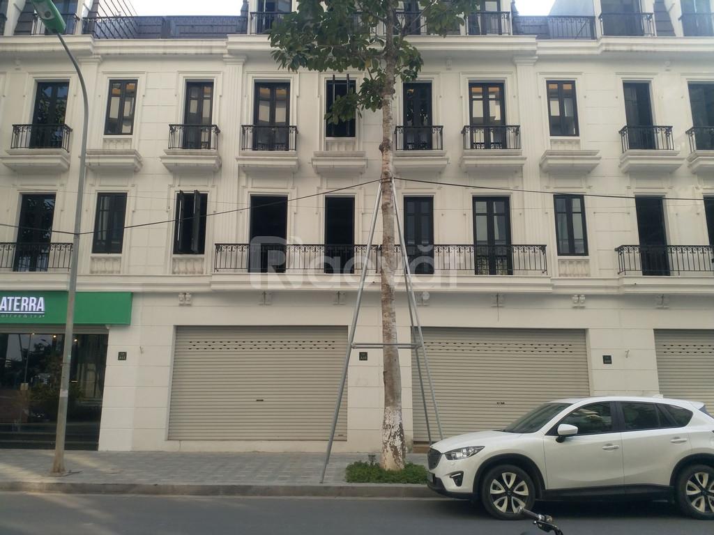 Mặt bằng kinh doanh 4 tầng cho thuê trước tết 288m2 giá 55tr/th