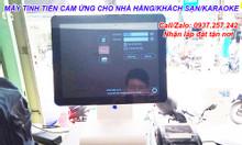 Bộ máy tính tiền cảm ứng cho nhà hàng, khách sạn, karaoke,...