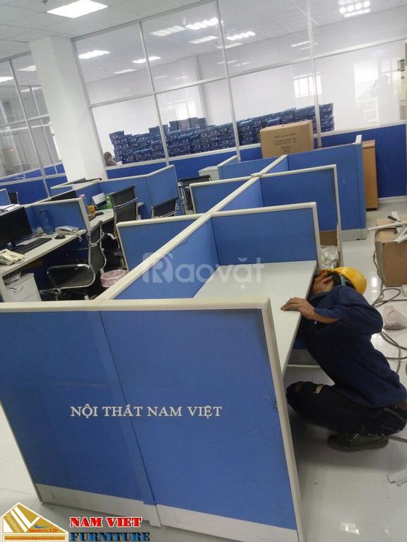 Vách ngăn bàn nhân viên, vách ngăn bàn làm việc