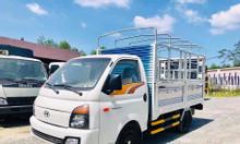 Xe tải Hyundai New Porter 150 - thùng mui bạt, mở 5 bửng, sx 2019
