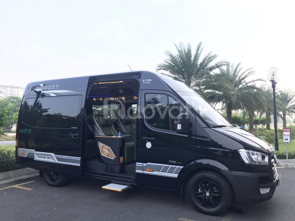 Dịch vụ cho thuê xe du lịch trọn gói Hà My
