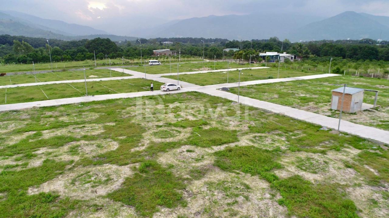 Bán đất Cam Lâm giá chỉ 600 triệu