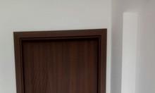Cửa nhựa giả gỗ ABS Hàn Quốc cao cấp, cửa ABS