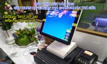 Trọn bộ máy tính tiền cảm ứng cho quán cafe