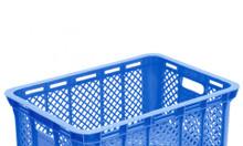 Cung cấp Rổ nhựa đựng hàng hóa, đựng trái cây P180