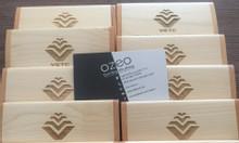 Ví gỗ đựng name card độc đáo