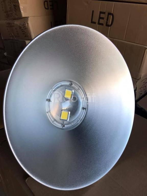 Đèn xưởng LED 100W cao cấp LEDCOM