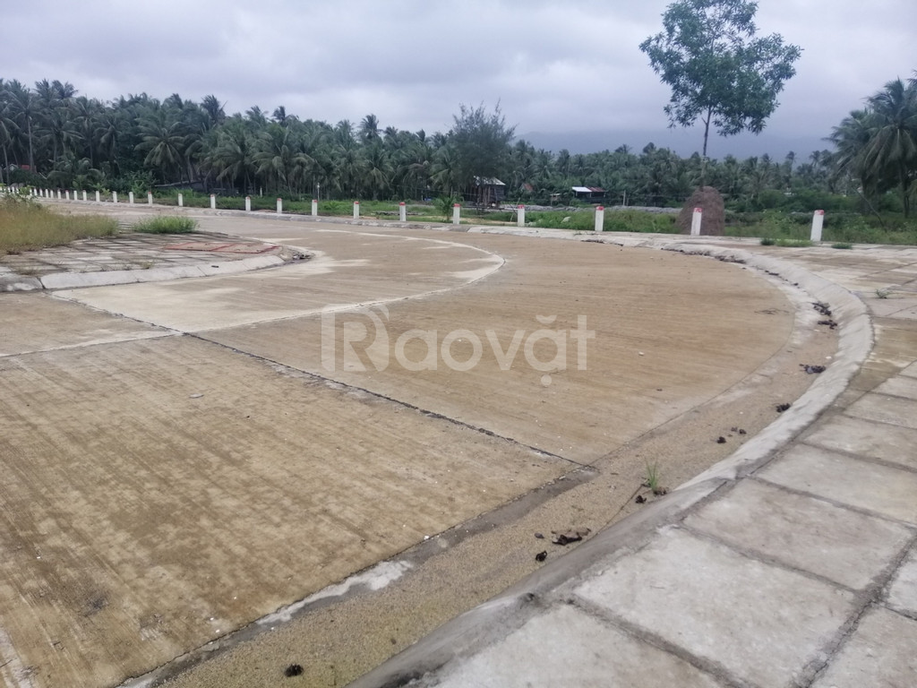 Bán nhanh 2 lô đất biển Phú Yên xây dựng homestay