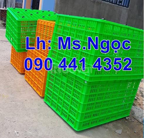 Xưởng sản xuất sóng nhựa đựng trái cây,sọt nhựa, thùng nhựa,rổ nhựa