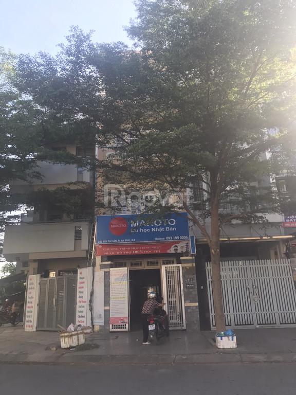 Cho thuê nhà 1 trệt, 3 lầu MT đường Bùi Tá Hán, quận 2, giá chỉ 26tr (ảnh 1)