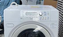 Máy giặt SANYO AWD-AQ4500-R(W) giặt 9kg Sấy 6kg