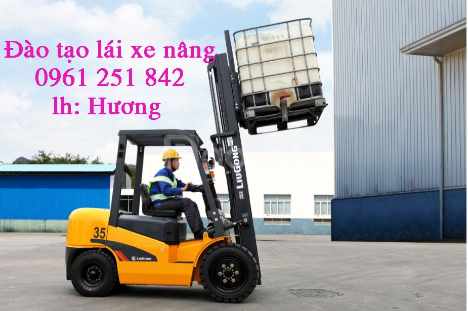 Thi bằng lái xe nâng thủ tục đơn giản tại Long Thành Đồng Nai (ảnh 1)