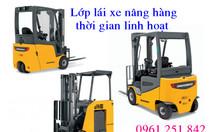 Thi bằng lái xe nâng cấp tốc bao đậu tại Long Thành Đồng Nai