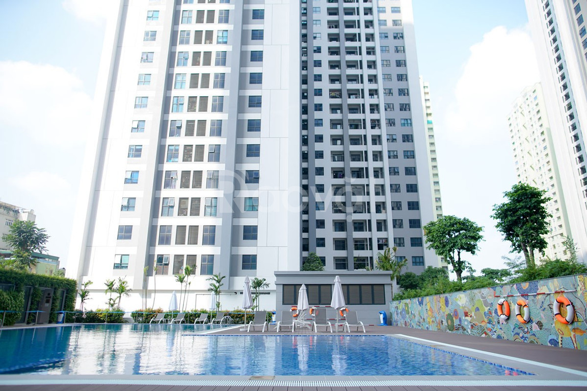Không gian sống Singapore thu nhỏ tại Việt Nam, TNR Goldmark City