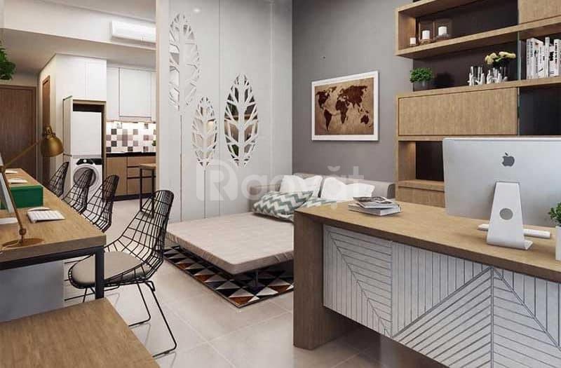 Căn hộ Officetel 30m2 Central Premium Q8, DT nhỏ gọn dễ ở, dễ cho thuê (ảnh 5)