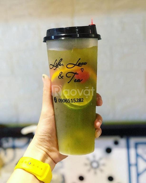 Nhận in ly nhựa trà sữa tại Huế
