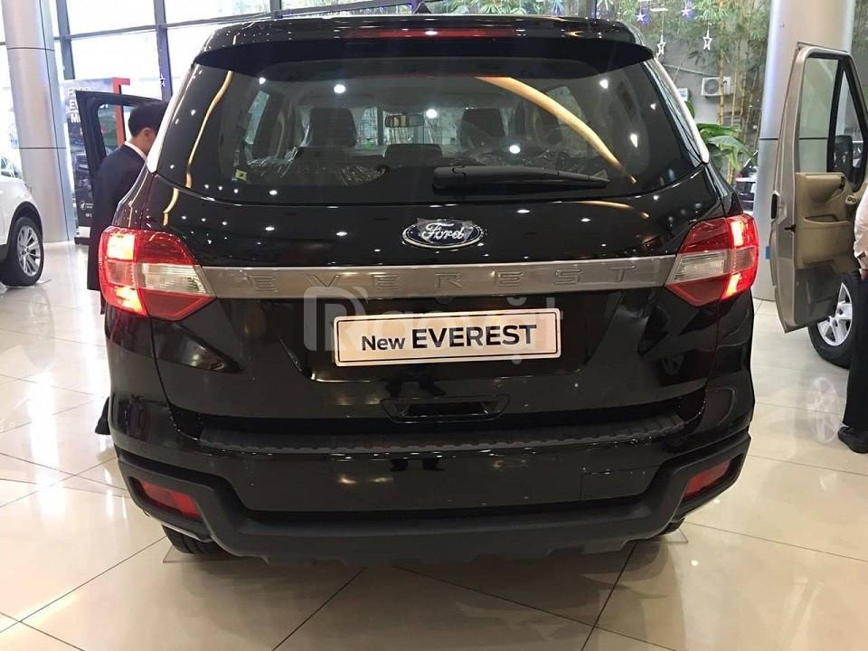 Everest Ambient số sàn, tồn kho 2018, màu đen