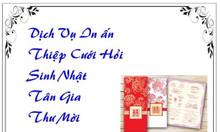 Dịch vụ in ấn giá rẻ chuyên nghiệp tại Trà Vinh