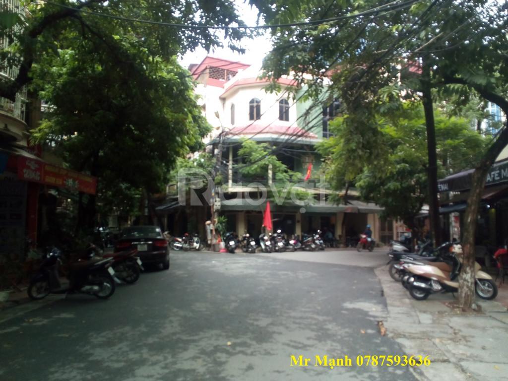 Nhà đẹp, lô góc thoáng, trung tâm Khương Hạ